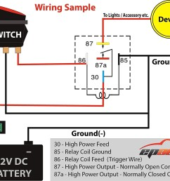 120 volt relay wiring diagram [ 1500 x 1273 Pixel ]