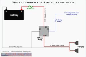 12v Relay Wiring Diagram Spotlights | Free Wiring Diagram