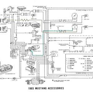 1965 Mustang Engine Wiring Diagram : 1965 Mustang Wiring