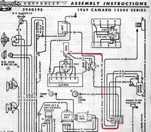 1969 Camaro Wiring Diagram | Free Wiring Diagram