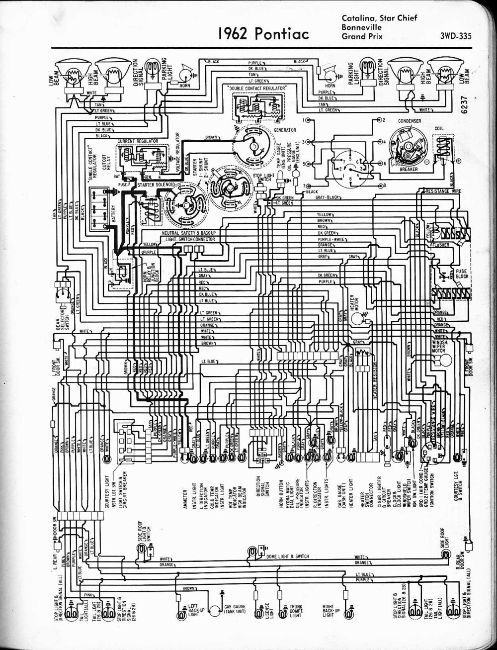 medium resolution of 1969 firebird wiring diagram pontiac wiring 1957 1965 rh oldcarmanualproject 1967 firebird wiring diagram washer