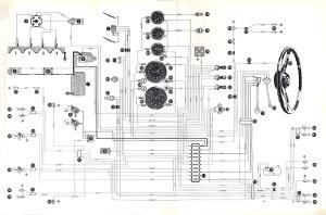 1975 Fiat 124 Spider Wiring Diagram | Free Wiring Diagram