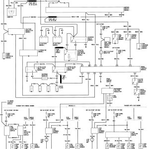 1985 Ford F150 Radio Wiring Diagram / 1963 Ford F100