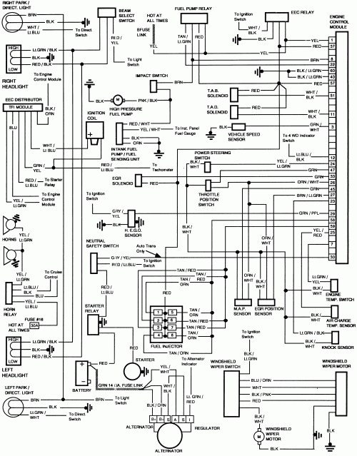 small resolution of 1986 ford f150 radio wiring diagram 1986 ford f150 engine wiring diagram wire center u2022