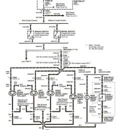 1991 honda crx stereo wiring diagram 1991 honda civic electrical wiring diagram and schematics [ 1423 x 1693 Pixel ]