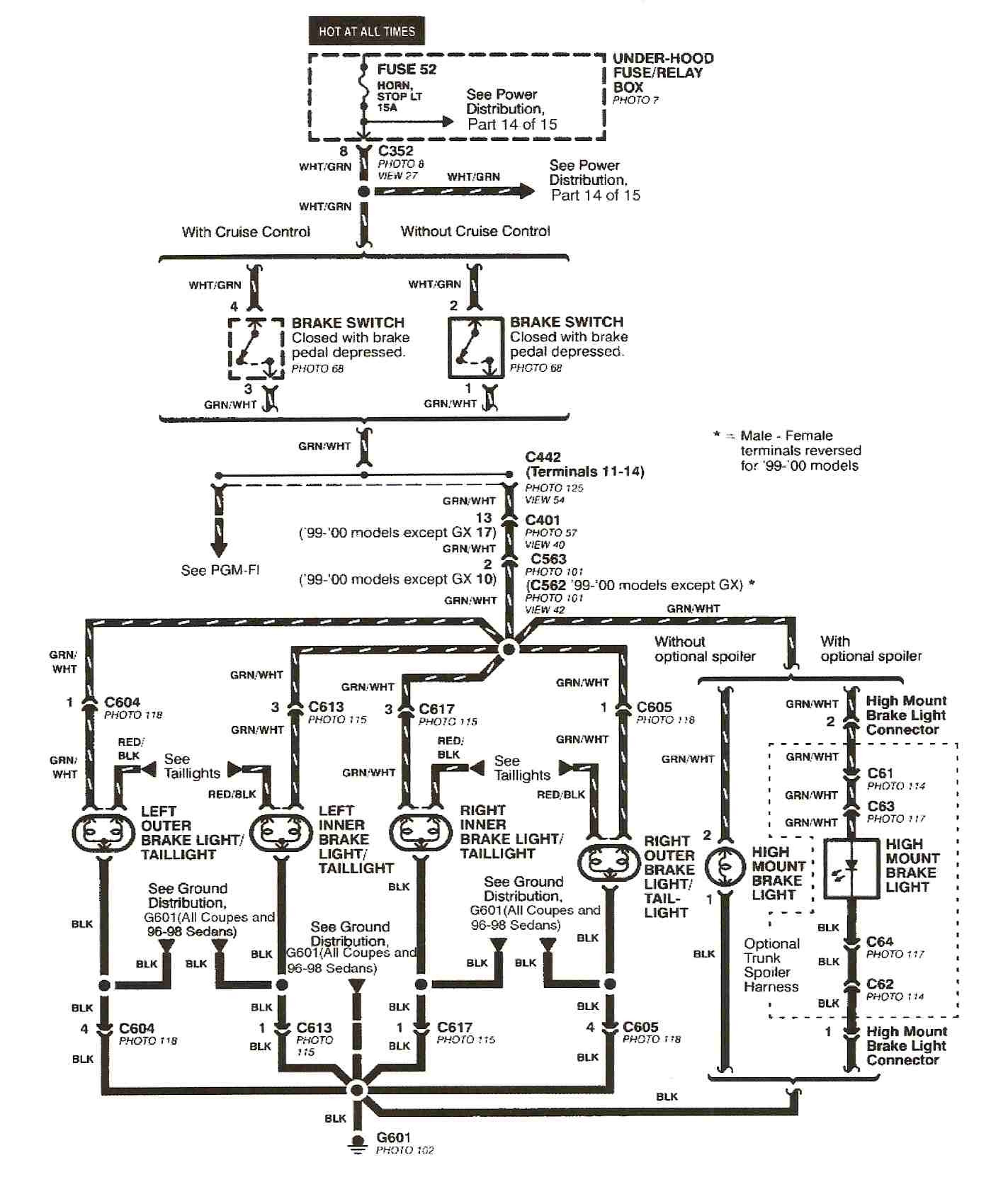 hight resolution of  1991 honda crx stereo wiring diagram 1991 honda civic electrical wiring diagram and schematics
