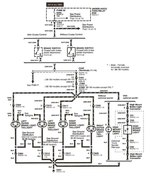 small resolution of  1991 honda crx stereo wiring diagram 1991 honda civic electrical wiring diagram and schematics