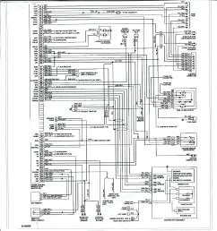 1991 honda civic electrical wiring diagram and schematics [ 2520 x 2684 Pixel ]