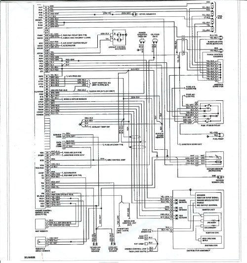 small resolution of 1991 honda civic electrical wiring diagram and schematics