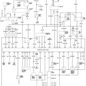 1993 Jeep Wrangler Wiring Schematic | Free Wiring Diagram