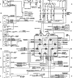 1993 jeep wrangler engine wiring schematic schema wiring diagram 93 jeep yj wiring diagram 1993 jeep [ 814 x 1024 Pixel ]