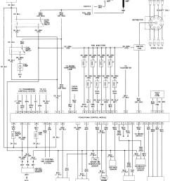 1996 dodge dakota wiring schematic 1993 dodge dakota wiring harness diy wiring diagrams u2022 rh [ 1000 x 1143 Pixel ]