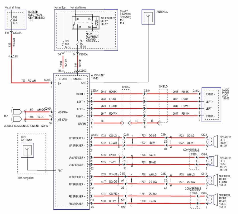 medium resolution of 1996 ford mustang radio wiring diagram 2001 mustang stereo wiring diagram 2003 mustang radio wiring jaguar radio wiring diagram collection