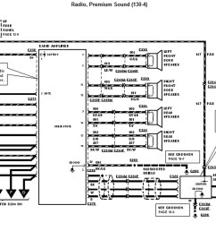 1996 ford mustang radio wiring diagram [ 1555 x 1200 Pixel ]