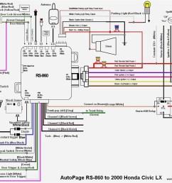 1996 honda civic radio wiring diagram [ 1113 x 974 Pixel ]