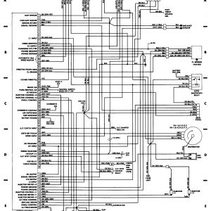1997 Dodge Ram 1500 Alternator Wiring Diagram | Free