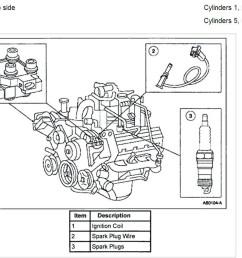 1997 ford f150 spark plug wiring diagram [ 1167 x 749 Pixel ]