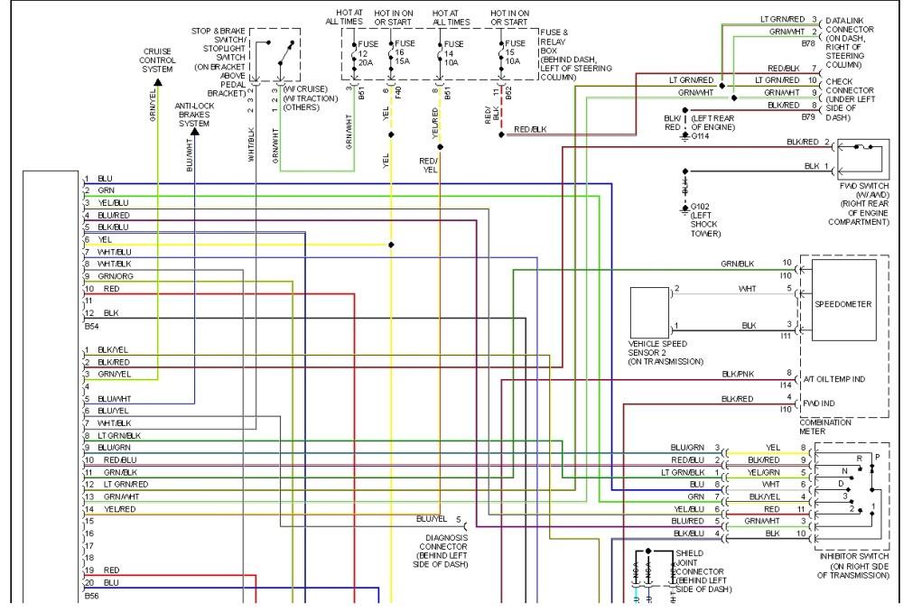 medium resolution of 1997 subaru legacy stereo wiring diagram subaru legacy wiring diagram subaru wiring diagram color codes