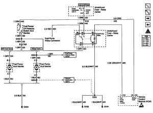 1998 Chevy S10 Fuel Pump Wiring Diagram | Free Wiring Diagram