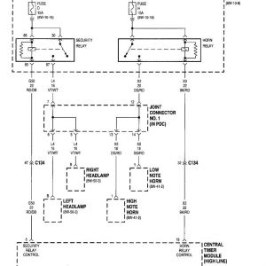 1998 Dodge Ram 1500 Wiring Schematic | Free Wiring Diagram