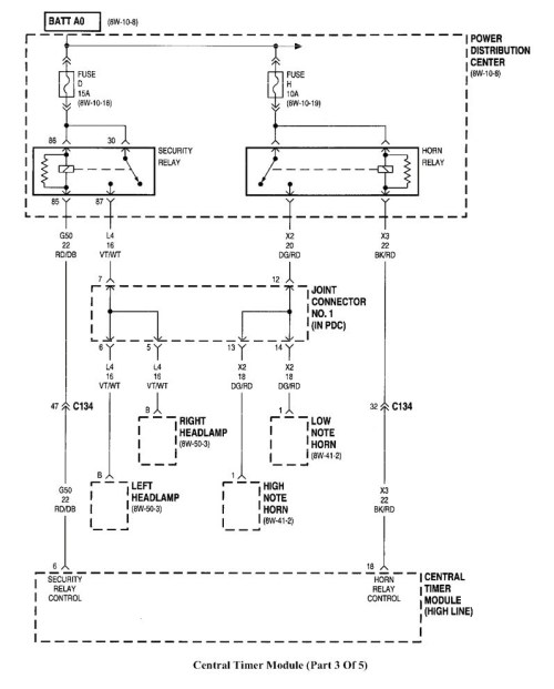 small resolution of 1998 dodge ram 1500 wiring schematic free wiring diagram dodge ram wiring diagram trailer 1998 dodge