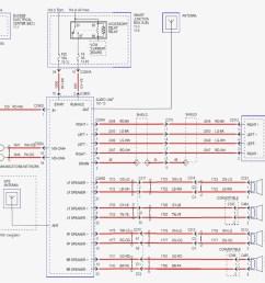 1999 ford mustang radio wiring diagram [ 990 x 892 Pixel ]