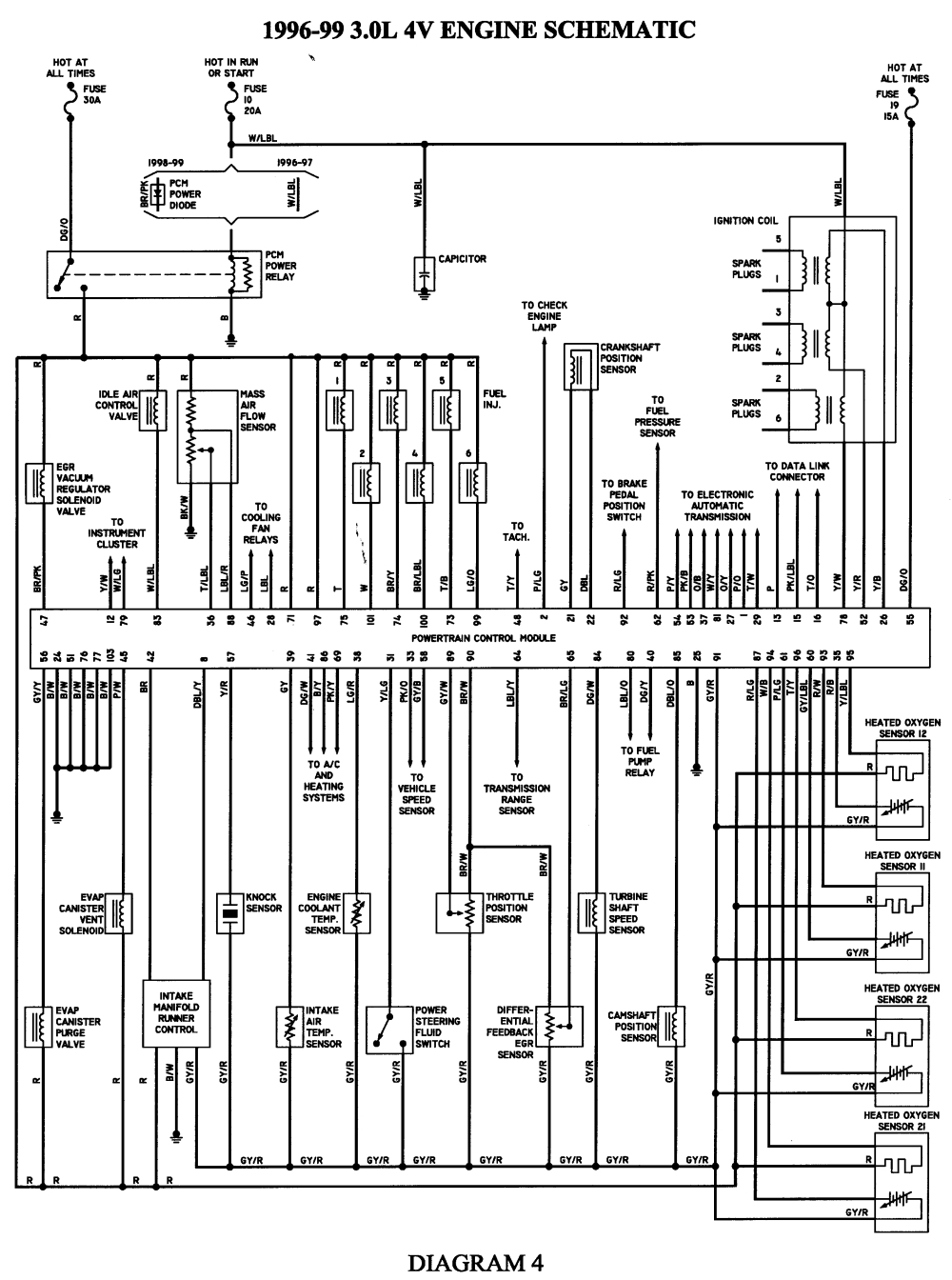 hight resolution of 1999 ford taurus wiring diagram free wiring diagram1999 ford taurus wiring diagram