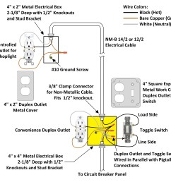 2 pole toggle switch wiring diagram wire 3 way switch to outlet new wiring diagram [ 3431 x 2813 Pixel ]