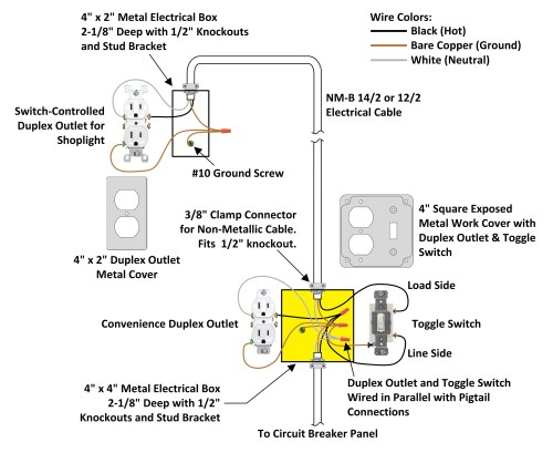 small resolution of 2 pole toggle switch wiring diagram wire 3 way switch to outlet new wiring diagram