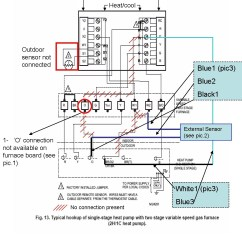 2 Stage Thermostat Wiring Diagram Iveco Daily Abs Heat Pump For Free Picture Detailed