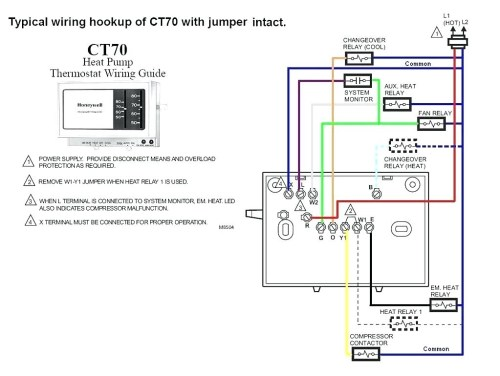small resolution of 2 wire thermostat wiring diagram heat only