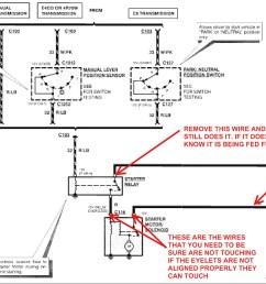 1992 ford f150 starter wiring diagram 2000 ford f150 starter solenoid wiring diagram free [ 1184 x 846 Pixel ]
