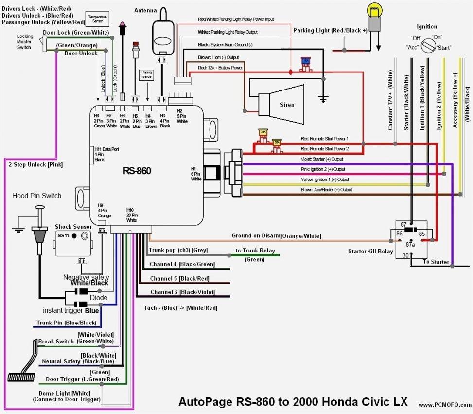 medium resolution of 2000 honda accord radio wiring diagram