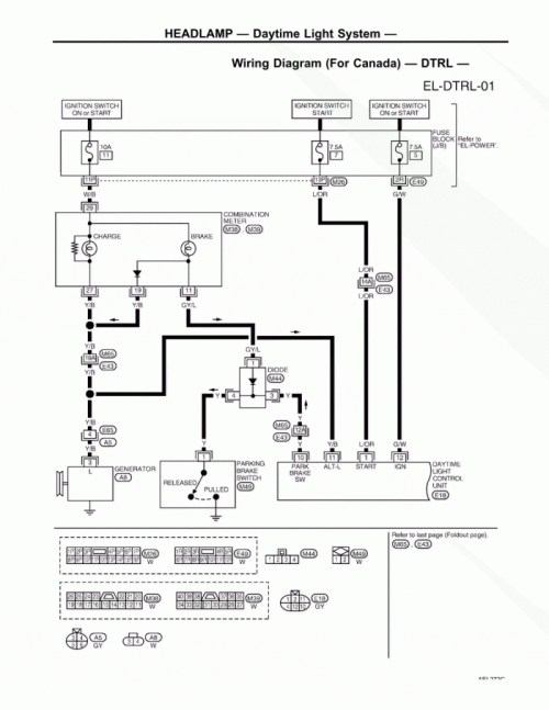 small resolution of 2000 nissan frontier wiring diagram