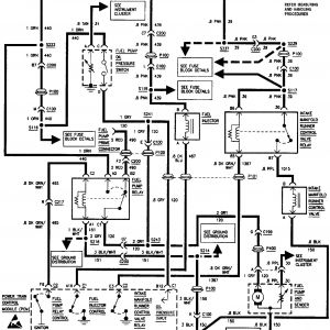 2001 Chevy Blazer Fuel Pump Wiring Diagram | Free Wiring