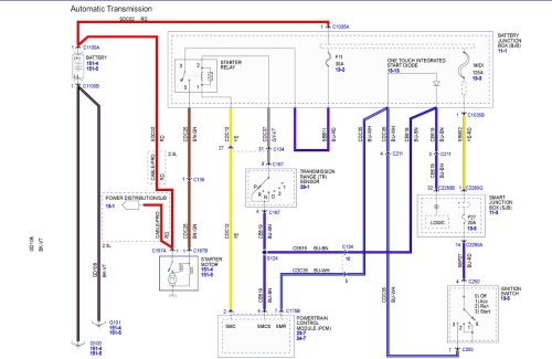 small resolution of 2000 ford excursion wiring diagram wiring diagram ford 1936 2001 ford escape wiring diagram