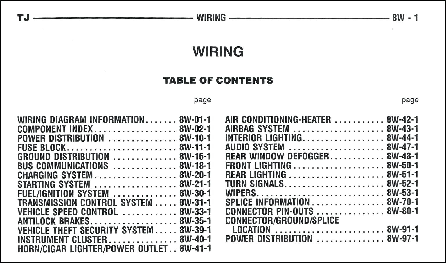 hight resolution of 2001 jeep wrangler radio wiring diagram