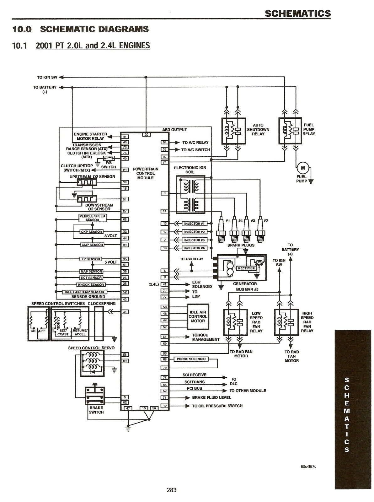 hight resolution of 2001 pt cruiser wiring diagram