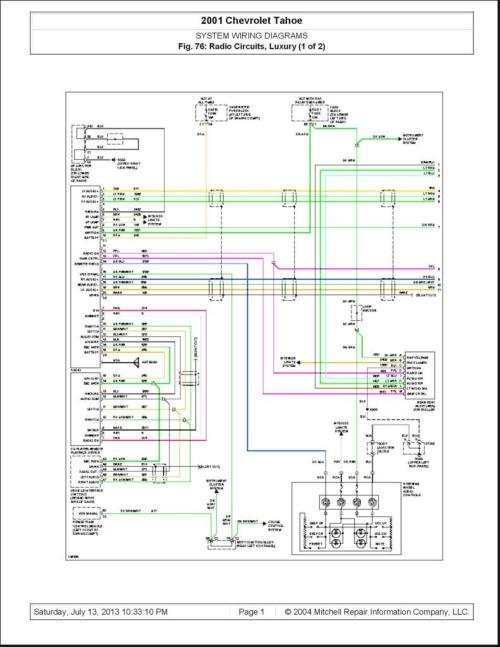 small resolution of chevy impala radio wiring diagram wiring diagram libraries free 3d diagram 2002 chevy tahoe radio wiring
