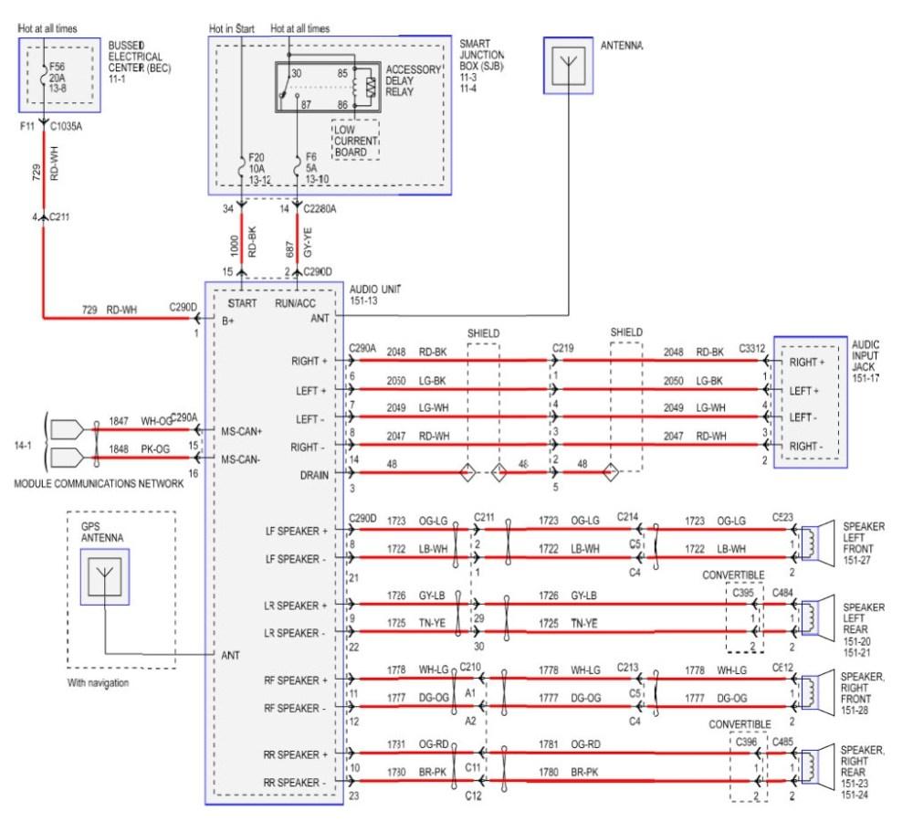 medium resolution of 2002 ford explorer radio wiring diagram free wiring diagram 2002 ford f 150 xlt radio
