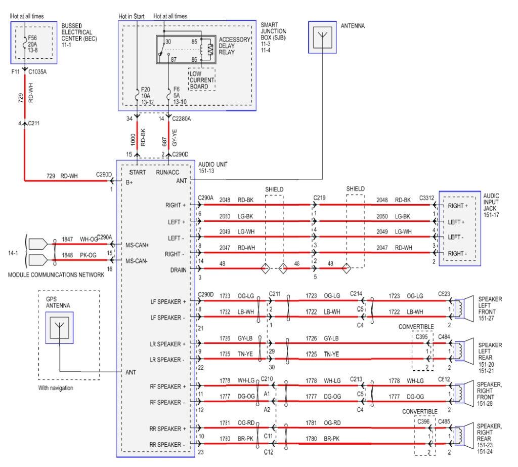 hight resolution of 2002 ford explorer radio wiring diagram free wiring diagram 2002 ford f 150 xlt radio