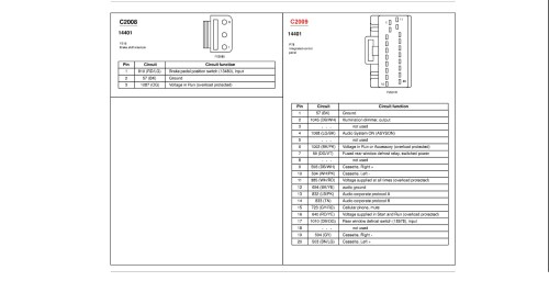 small resolution of 2002 mercury mountaineer radio wiring diagram