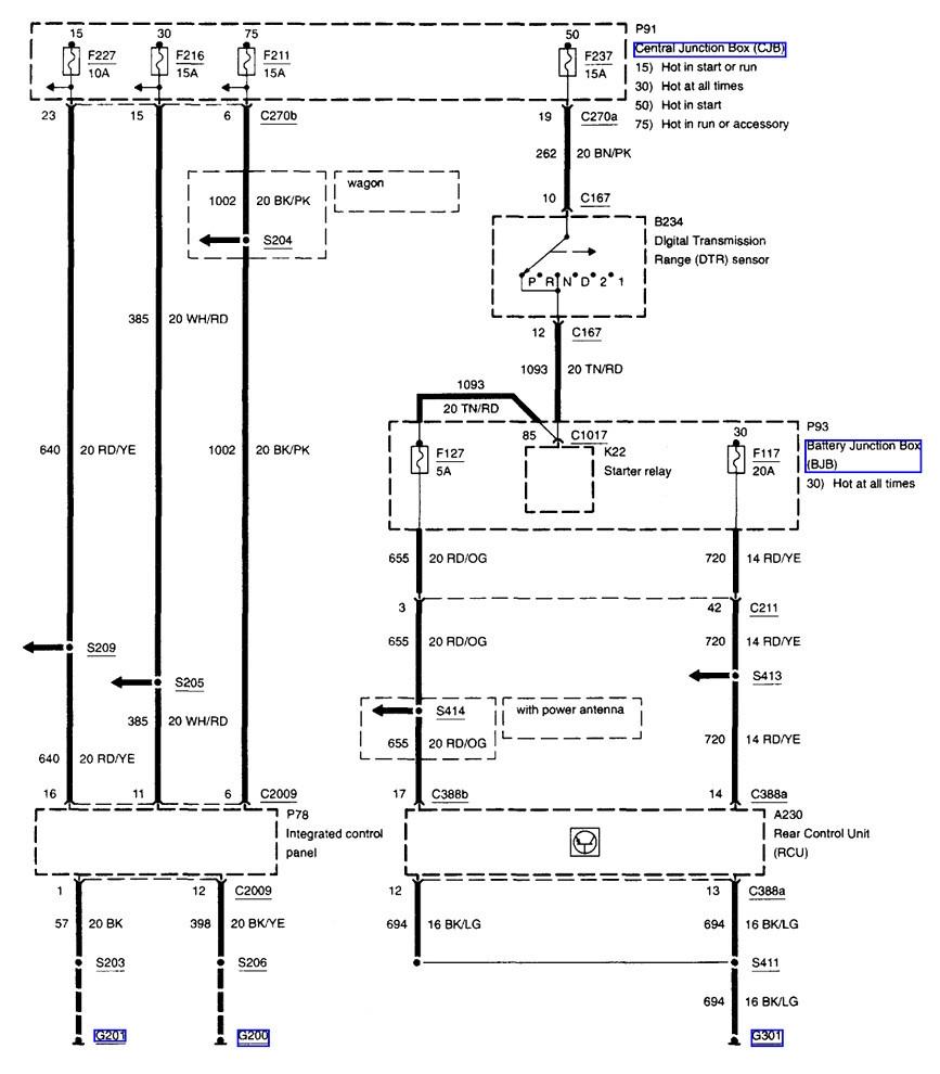 medium resolution of 2002 mercury mountaineer radio wiring diagram mercury sable wiring diagrams electrical drawing wiring diagram u2022