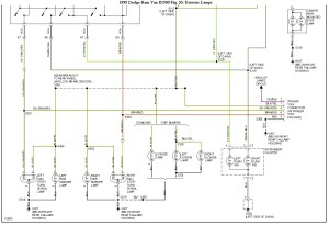 2003 Dodge Ram Tail Light Wiring Diagram | Free Wiring Diagram