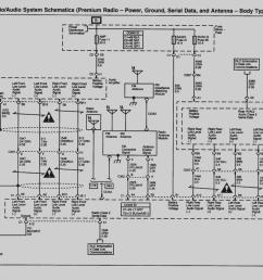 2003 gmc yukon bose radio wiring diagram 2004 gmc sierra wiring diagram wire center u2022 2005 gmc 2500hd  [ 1283 x 990 Pixel ]