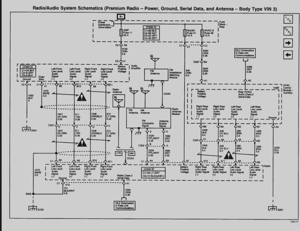 medium resolution of 2003 gmc yukon bose radio wiring diagram 2004 gmc sierra wiring diagram wire center u2022