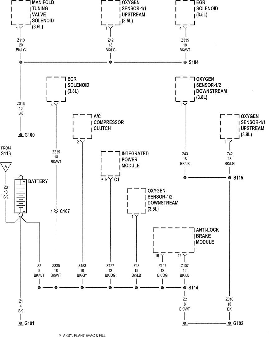 medium resolution of 2004 chrysler pacifica wiring schematic free wiring diagram2004 chrysler pacifica wiring schematic