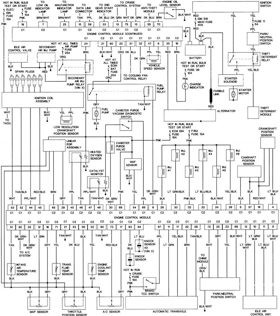 Vl Engine Wiring Diagram