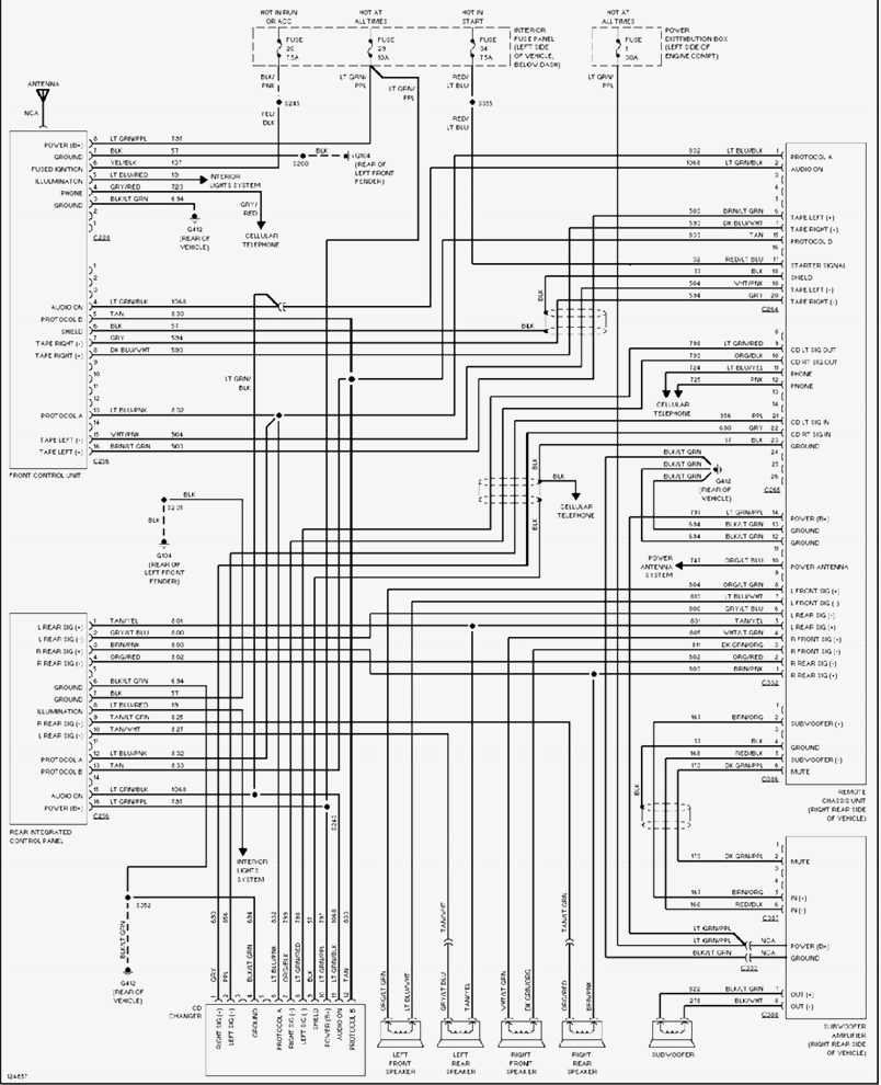 Wiring Diagram 2002 Ford Explorer Images