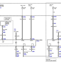 2004 ford f250 radio wiring diagram free wiring diagram [ 1591 x 1200 Pixel ]